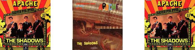 The Shadows - Apache