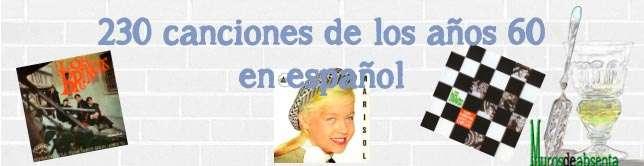 canciones de los años 60 en español