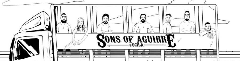 conciertos de Sons Of Aguirre & Scila