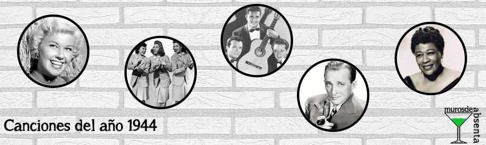 Canciones del año 1944